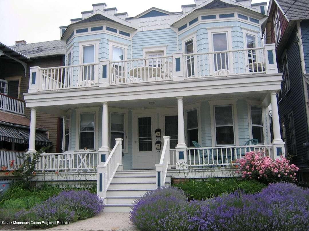 Just one block to beach! Nice second floor one bedroom in Ocean Grove. Hard wood floors in living room and kitchen, brand new appliances. Bedroom faces South for plenty of sunlight. Short walk to both Ocean Grove and Asbury Park downtowns. Good credit required, no pets, no smoking.