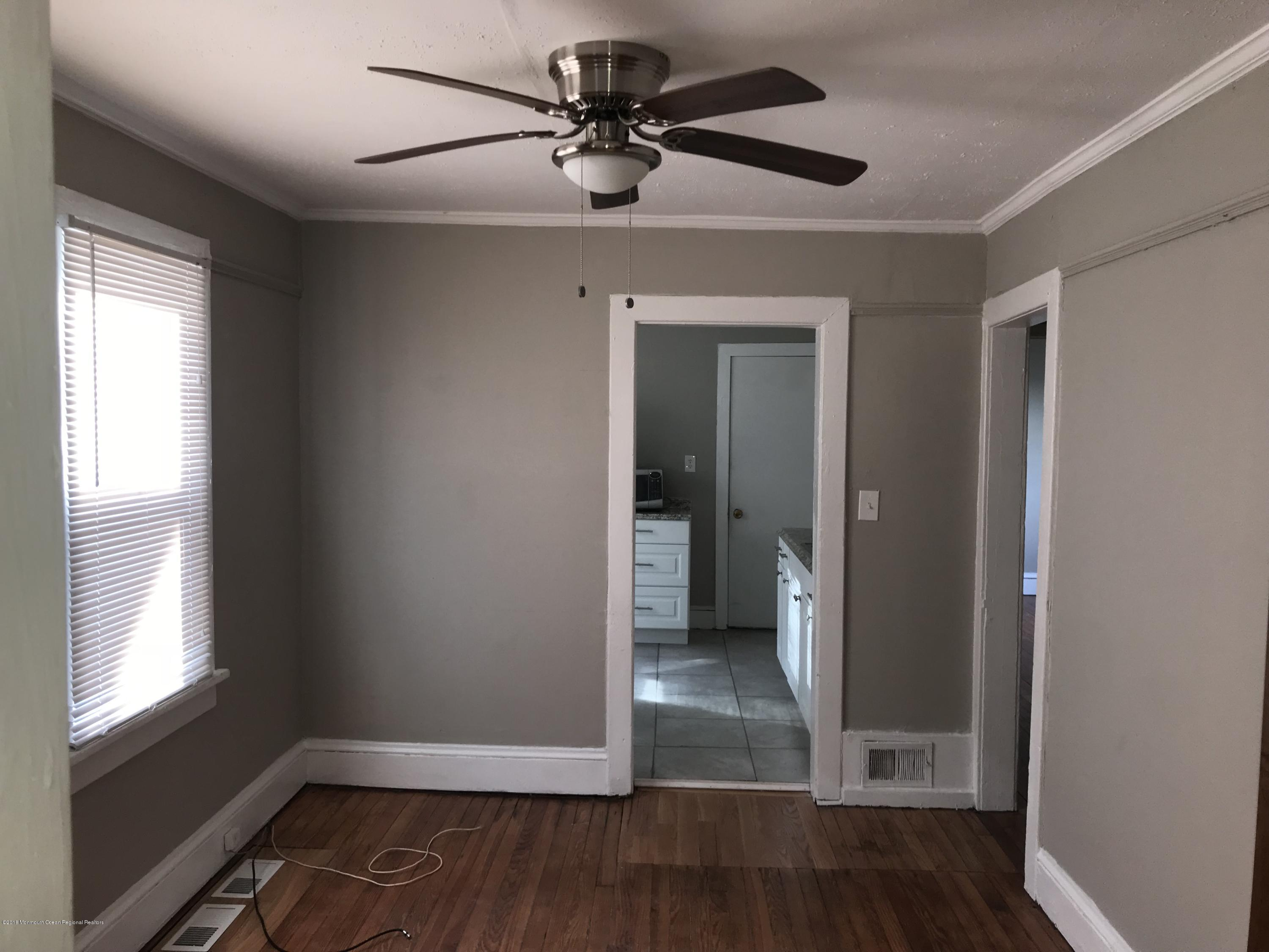 Available for rent now! Newly renovated downstairs unit. Bright and light apartment with refinished HW floors, new appliances, fixtures, bathroom. Huge backyard, wonderful porch in an up and coming neighborhood. Credit check, good references.