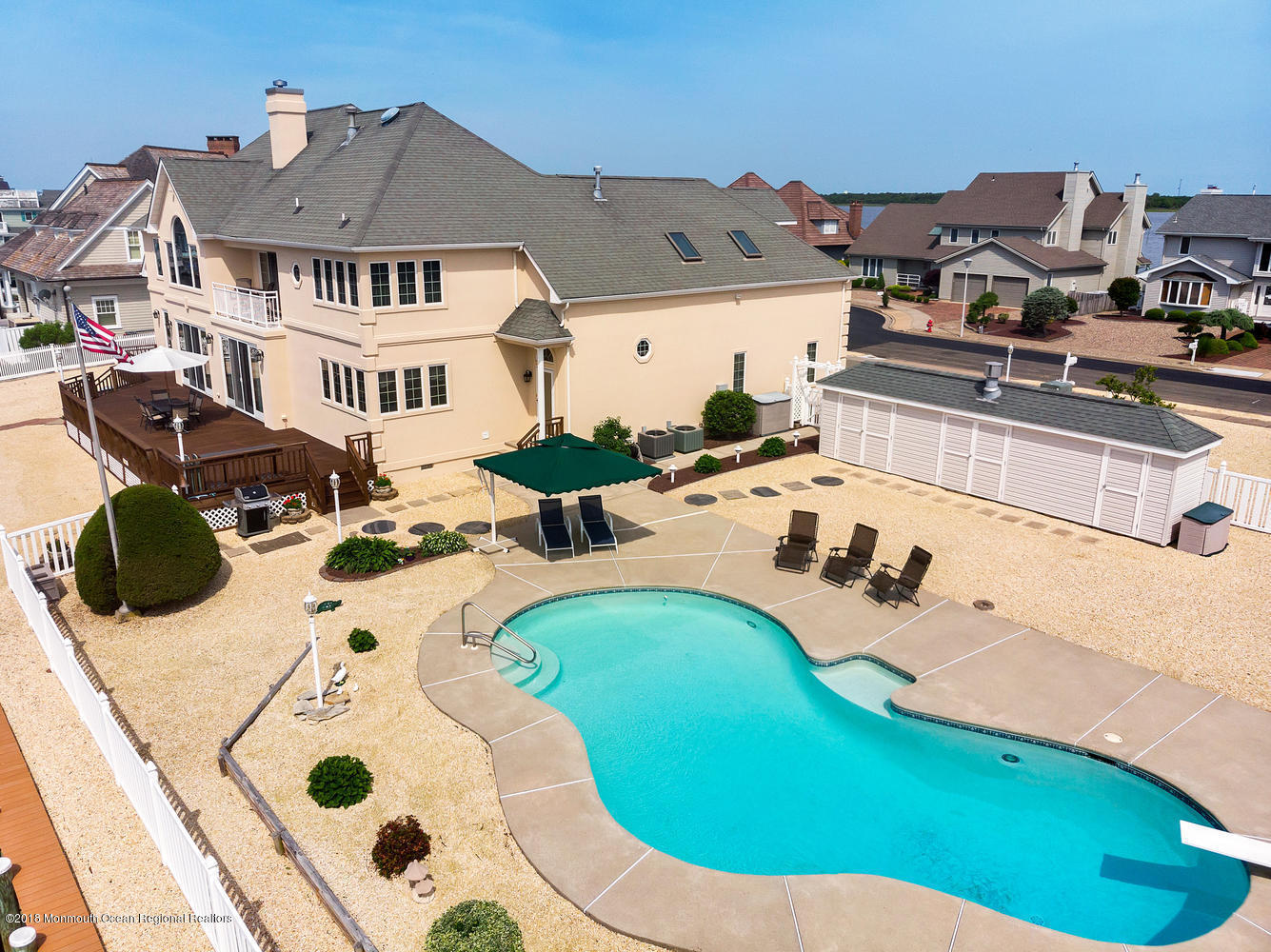 Photo of 292 Curtis Point Drive, Mantoloking, NJ 08738