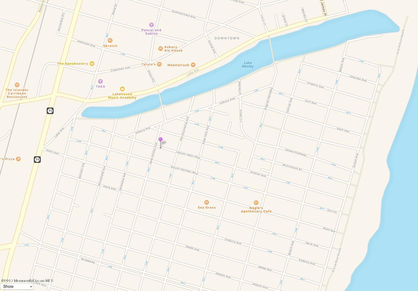 100 Mount Tabor Way, Ocean Grove, 07756 - SOLD LISTING, MLS # 21902618 |  Crossroads Realty