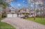 Beautiful paver driveway just reset