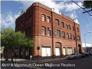 High profile rental space in the heart of Downtown Asbury Park. 13ft ceilings, original hard wood floors, bright windows. Brand new AC/ & furnace. Spacious basement great for storage if needed.
