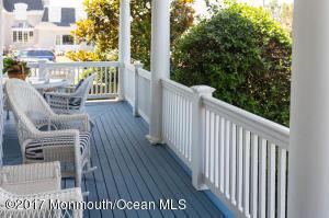 Wraparound Front Porch