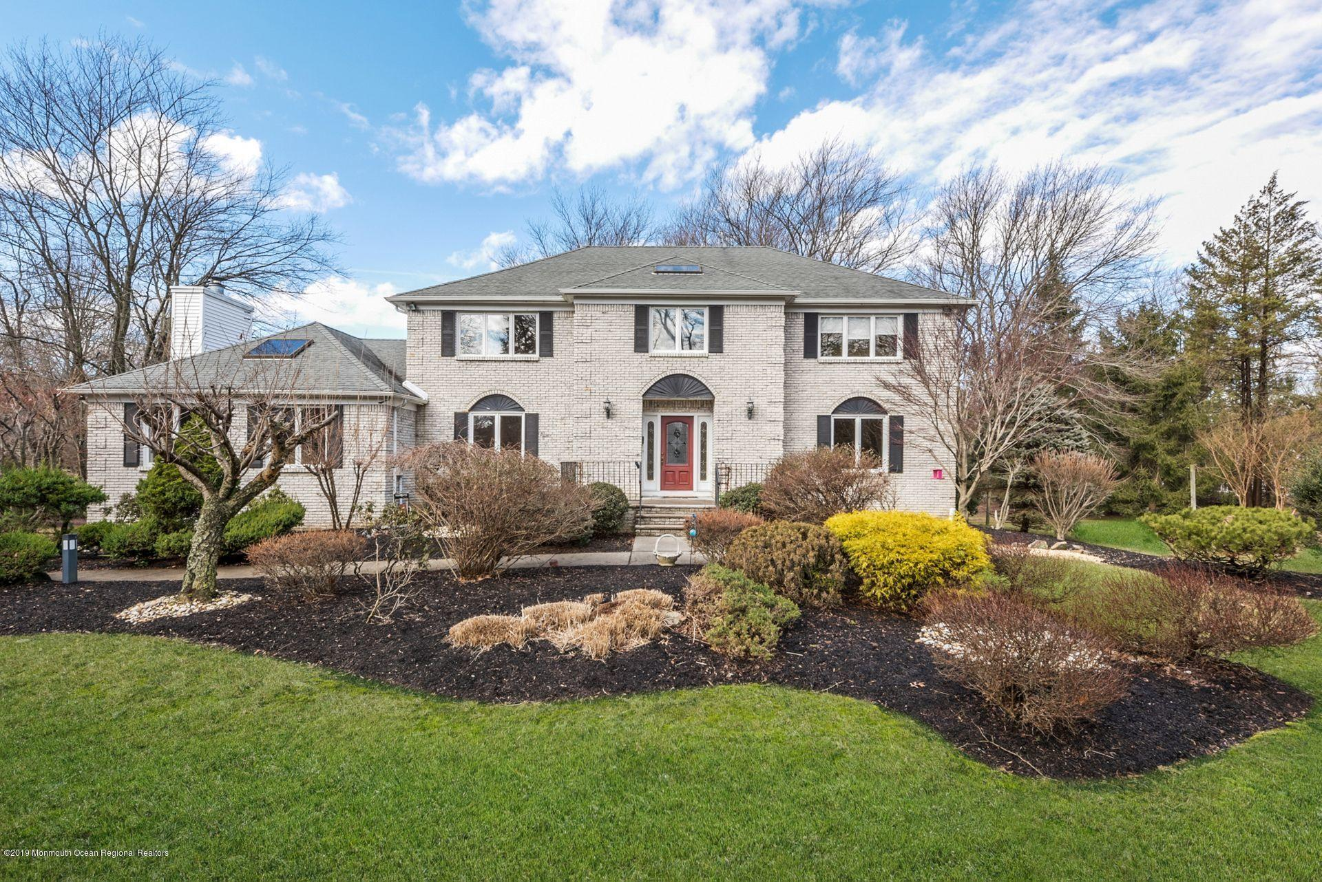 4 Delwood Drive Holmdel NJ 07733
