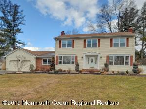 3 Scott Drive Morganville NJ 07751