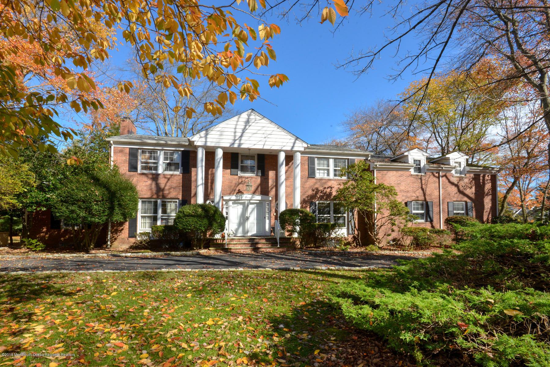 11 Brookside Drive, Rumson, NJ 07760