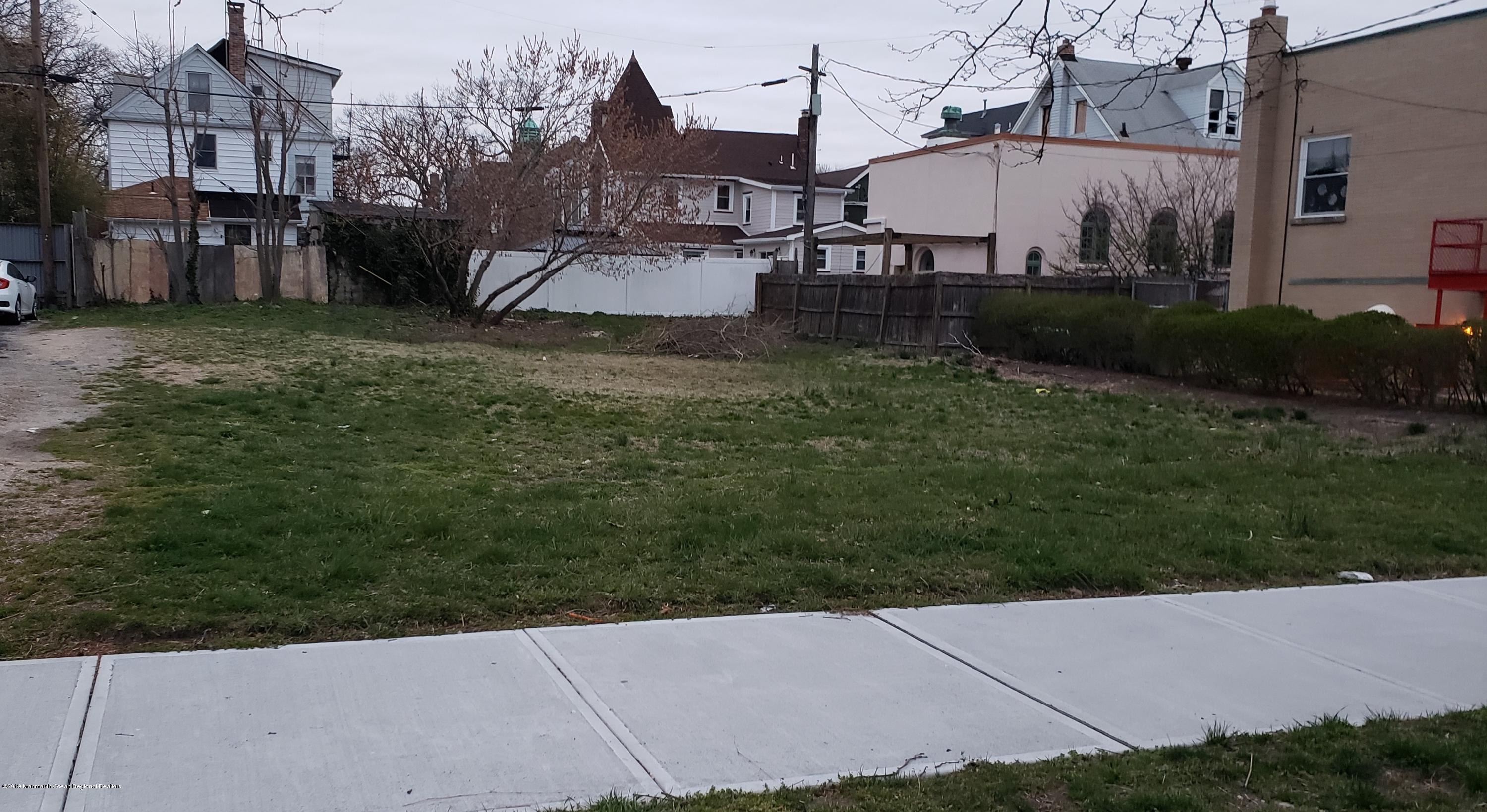 A great build-able lot 66 X 100, one lot in from Grand Ave. Walking distance to the downtown and to the beach, but yet on quiet street. Build your dream home in the Asbury Park in the Coolest town along all of New Jersey  Coast!! This is one of the only lots left to build on the east side!! It will not last long!! Take a ride and check out the location!