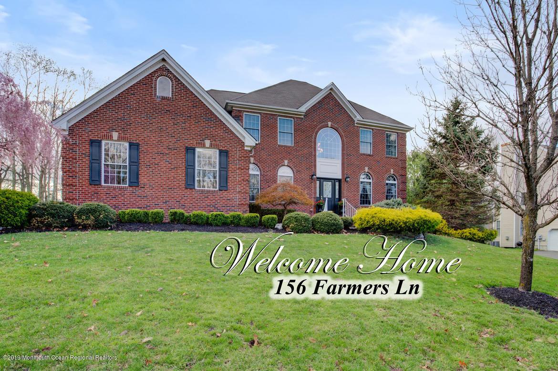 156 Farmers Lane Jackson NJ 08527