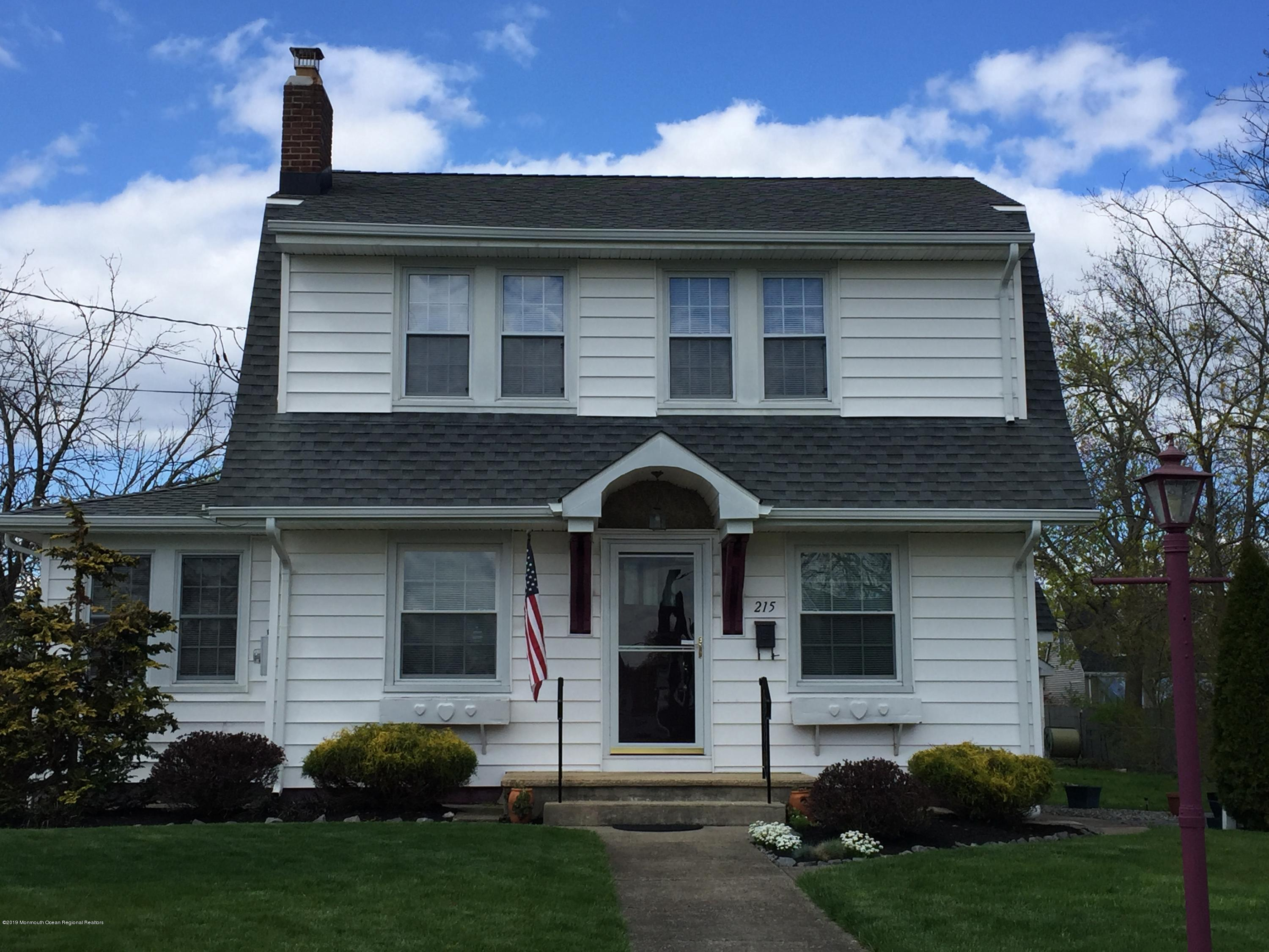 Dutch Colonial Homes For Sale In Nj