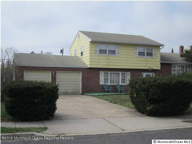 This is your chance to be a part of a small seaside community. With a 15,002 sq foot lot you can turn this home into your dream beach home.  Just steps from the beach and a short bike ride to Asbury Park and walking distance to train.  This home could be a commuter's dream or a seasonal sanctuary.  The home was built in 1970 and needs just the right person to bring it in to the 21st century.  Tear down, remodel or add on an in-law suite, this over sized lot has endless possibilities that will bring you a lifetime of new memories. With a population of under 200, it is truly world within itself along the Atlantic ocean and yet just a hop, skip and a jump from restaurants, galleries, theaters and live music venues.