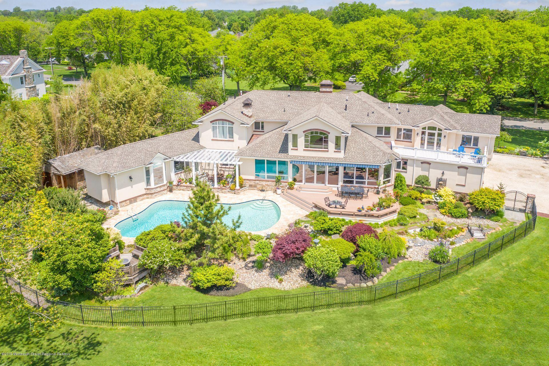 Monmouth County Waterfront Homes for Sale