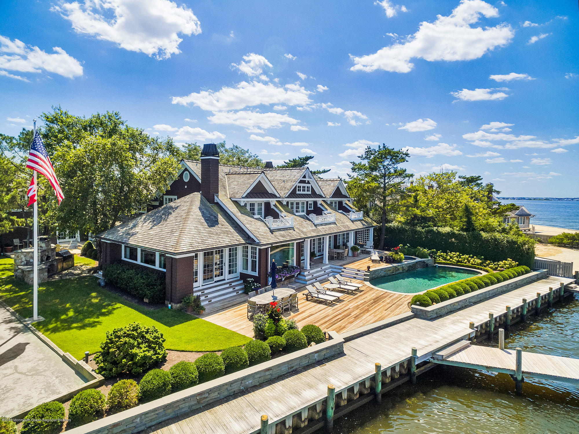 Photo of 119 Curtis Point Drive, Mantoloking, NJ 08738