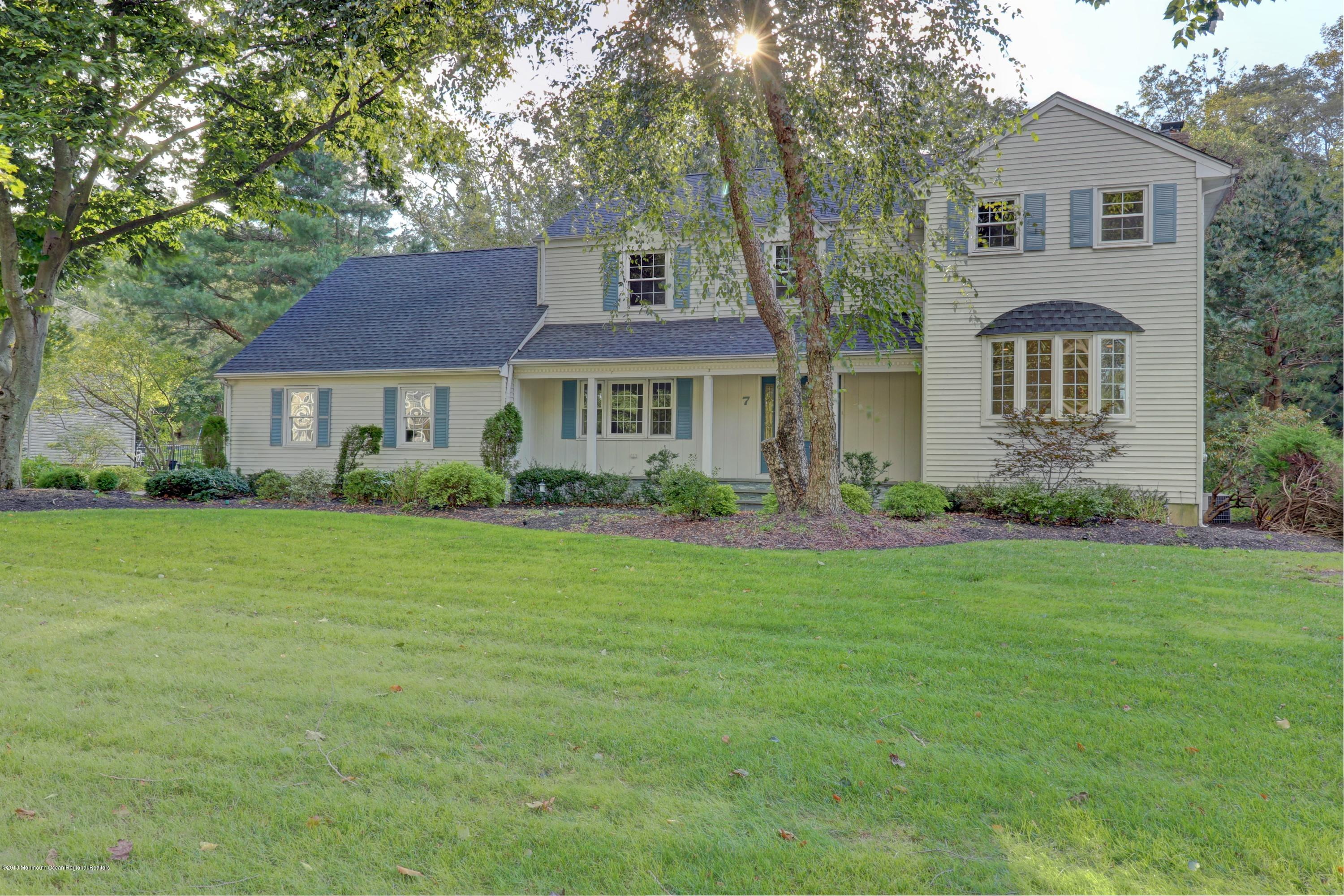 Photo of 7 Woods Road, West Long Branch, NJ 07764