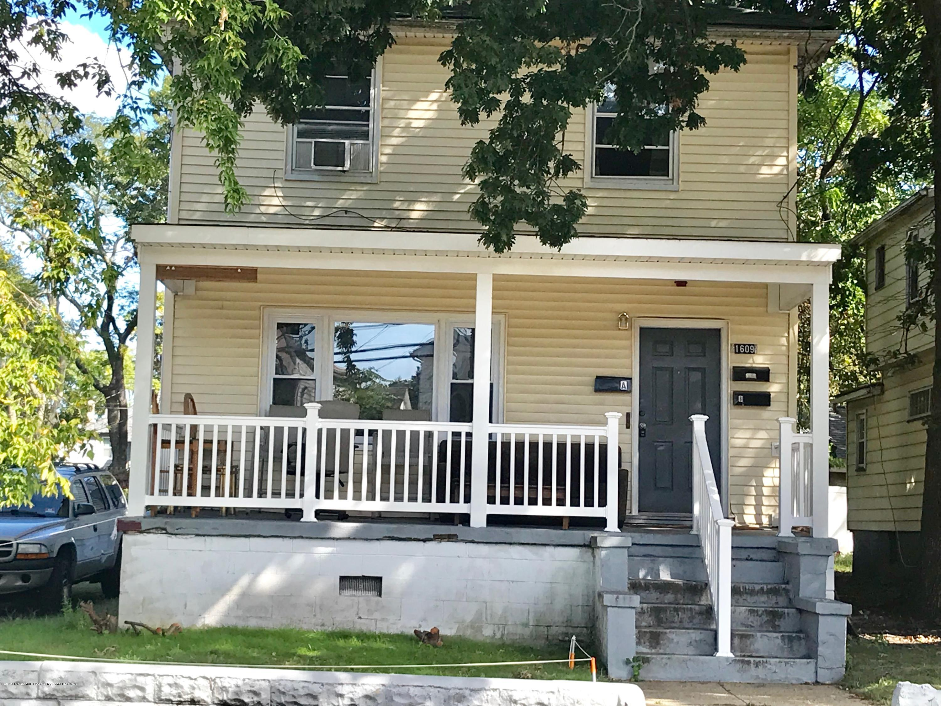 A MUST see, income producing 3 family home on the border of Asbury Park. 2 units newly renovated and one just vacated for an owner-occupied opportunity w/as little as 3.5% down. Or rent them all  for a good ROI. Off street parking for 3+ cars. Bonus, low taxes. State inspection good until 2023.