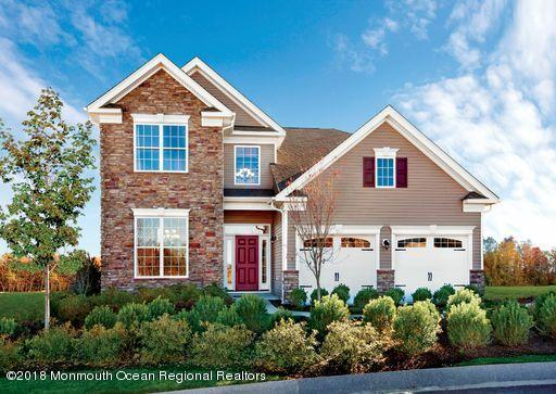 This Farmington Manor Quick Delivery Home is now under construction to be delivered summer 2020. Design Studio upgrades valued at over $100,000 are included in this exceptional price! This quality-built Farmington Manor home features an expanded 2 story great room with fireplace, adjacent to the newly designed expanded kitchen leading to the formal dining room. The tucked away expanded master suite with tray ceiling & walk-in closet also boasts an expanded shower. With 2 additional bedrooms, 3 full baths and a study, this home has it all including ample storage and back porch to enjoy in spring, summer and fall on a magnificent wood lined homesite! Enjoy every amenity in the 13,000 sq. ft. award winning clubhouse with exercise rooms, billiard & card rooms, heated outdoor pool and more!