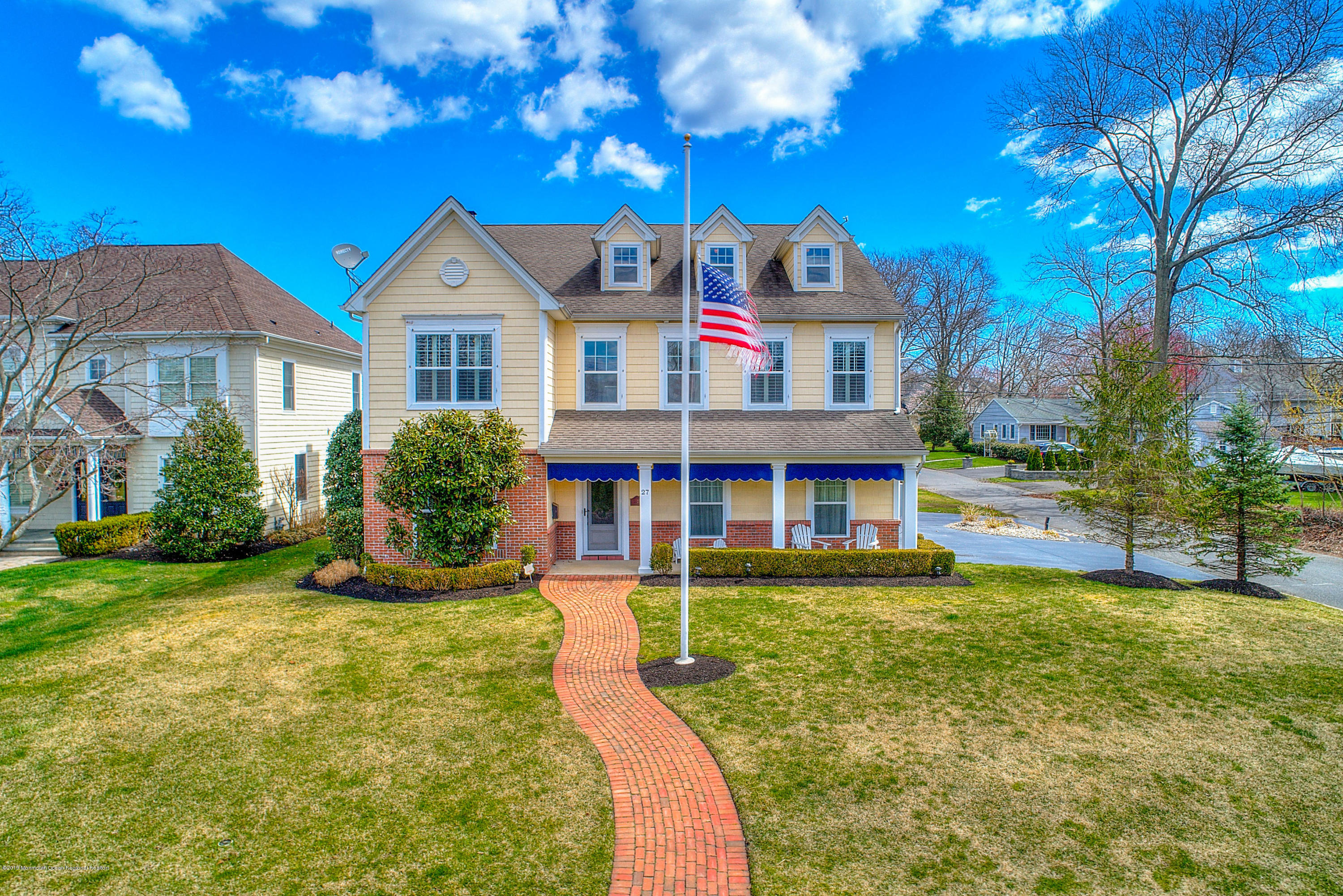 Photo of 27 Navesink Drive, Monmouth Beach, NJ 07750