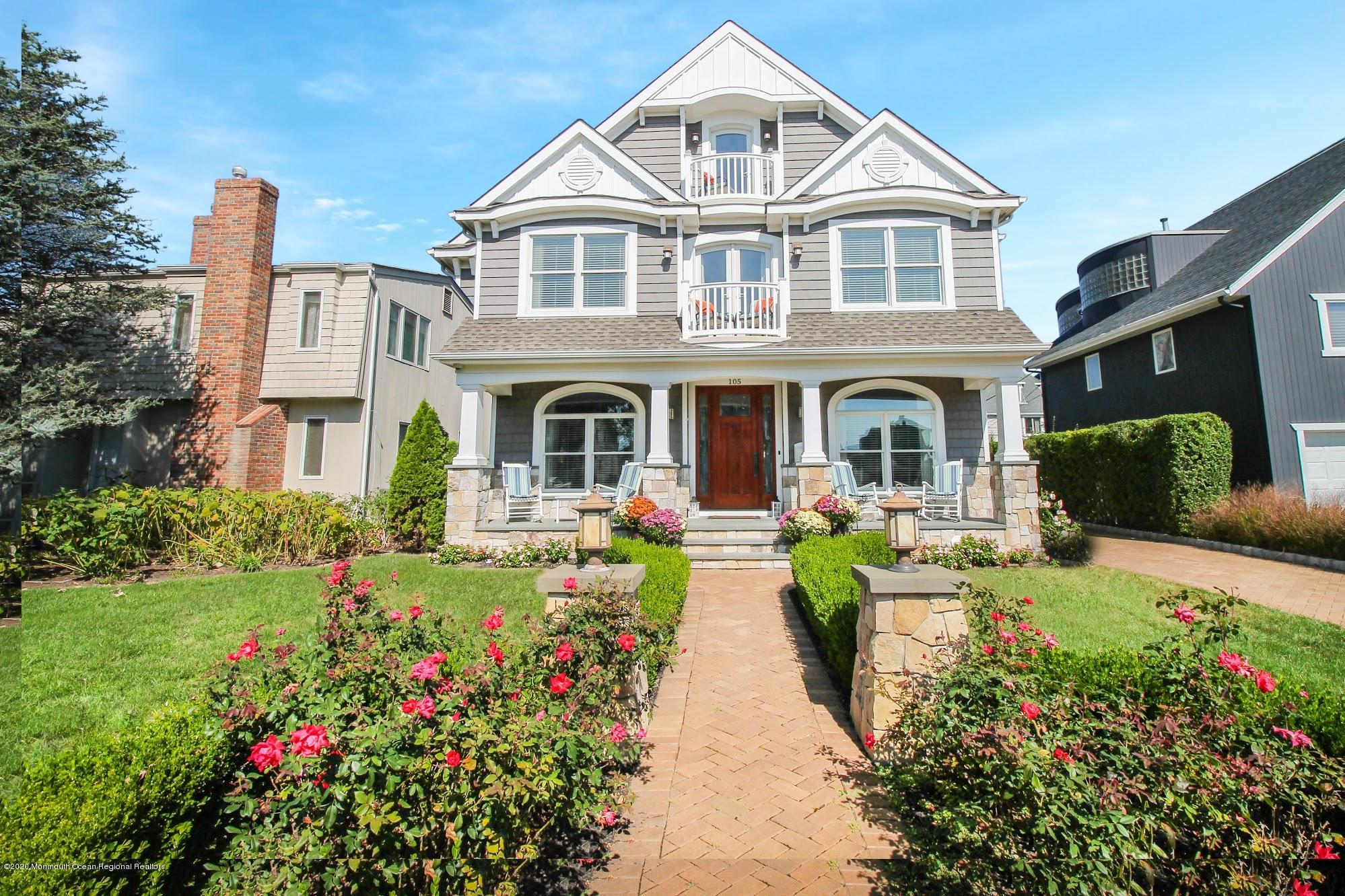 Photo of 105 Beacon Boulevard, Sea Girt, NJ 08750