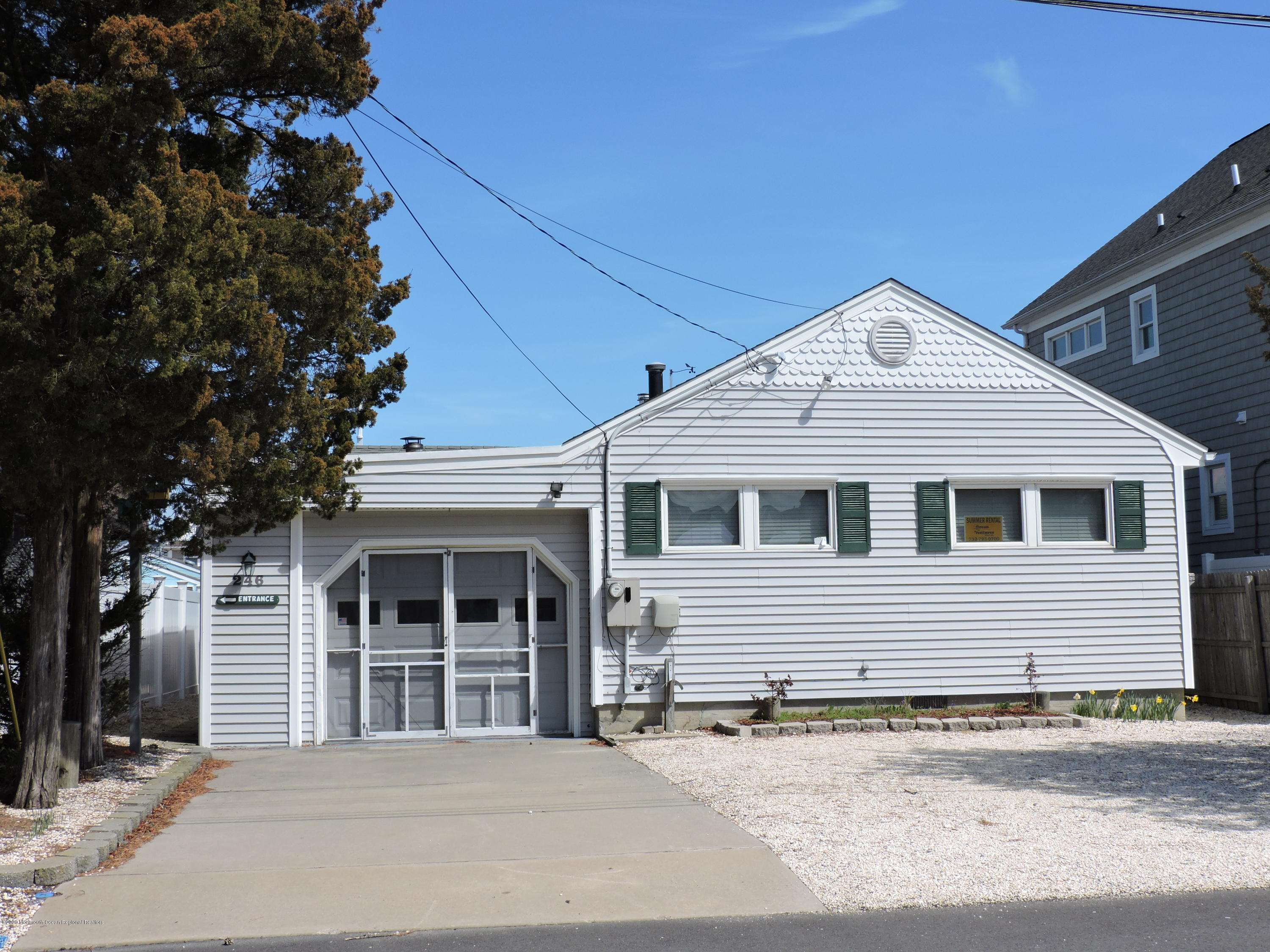 Photo of 246 N Lagoon Road, Lavallette, NJ 08735
