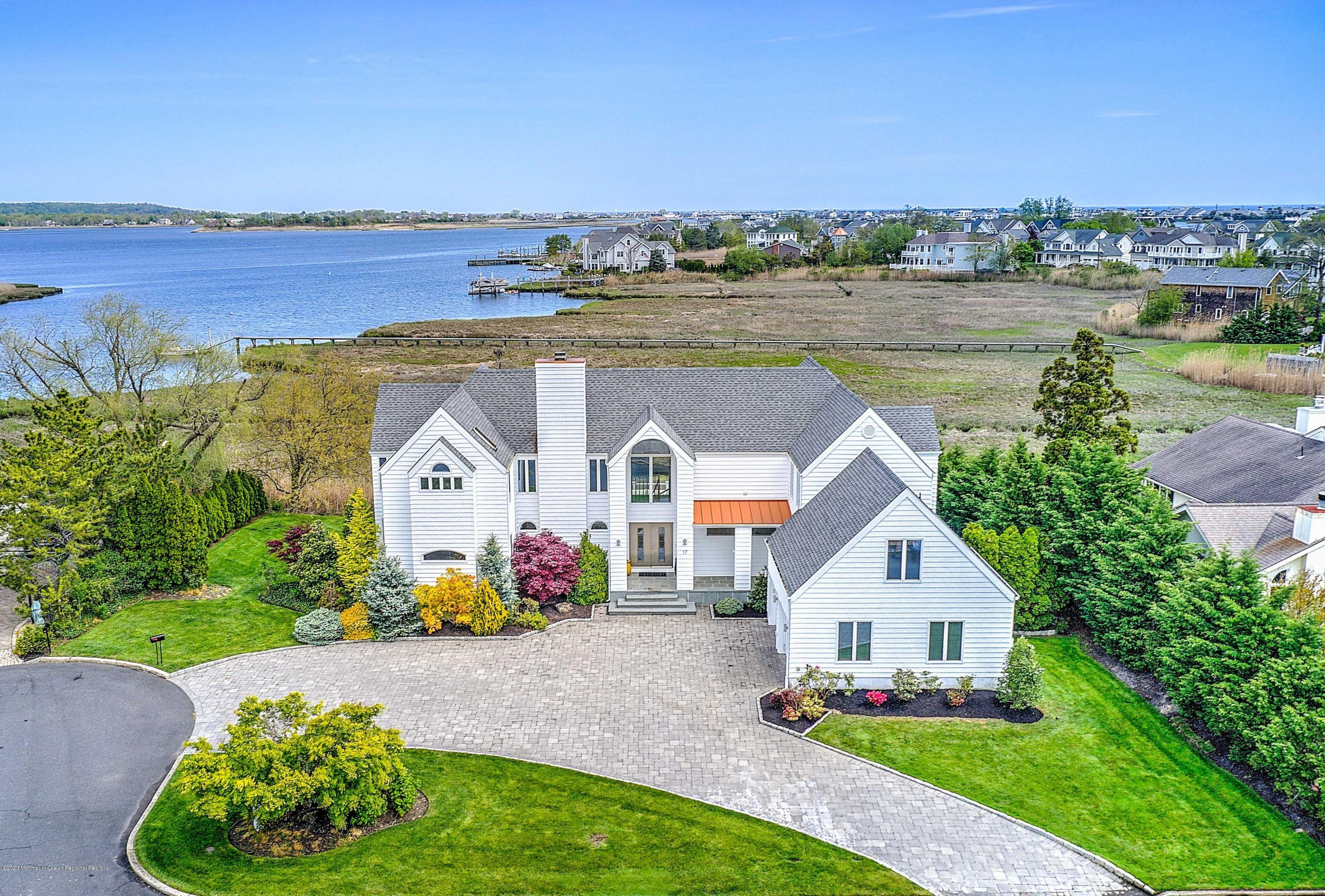Photo of 17 Spaulding Place, Monmouth Beach, NJ 07750