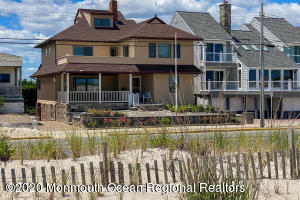 Live at the beach in this fantastic ocean front home in the heart of Seaside Park!