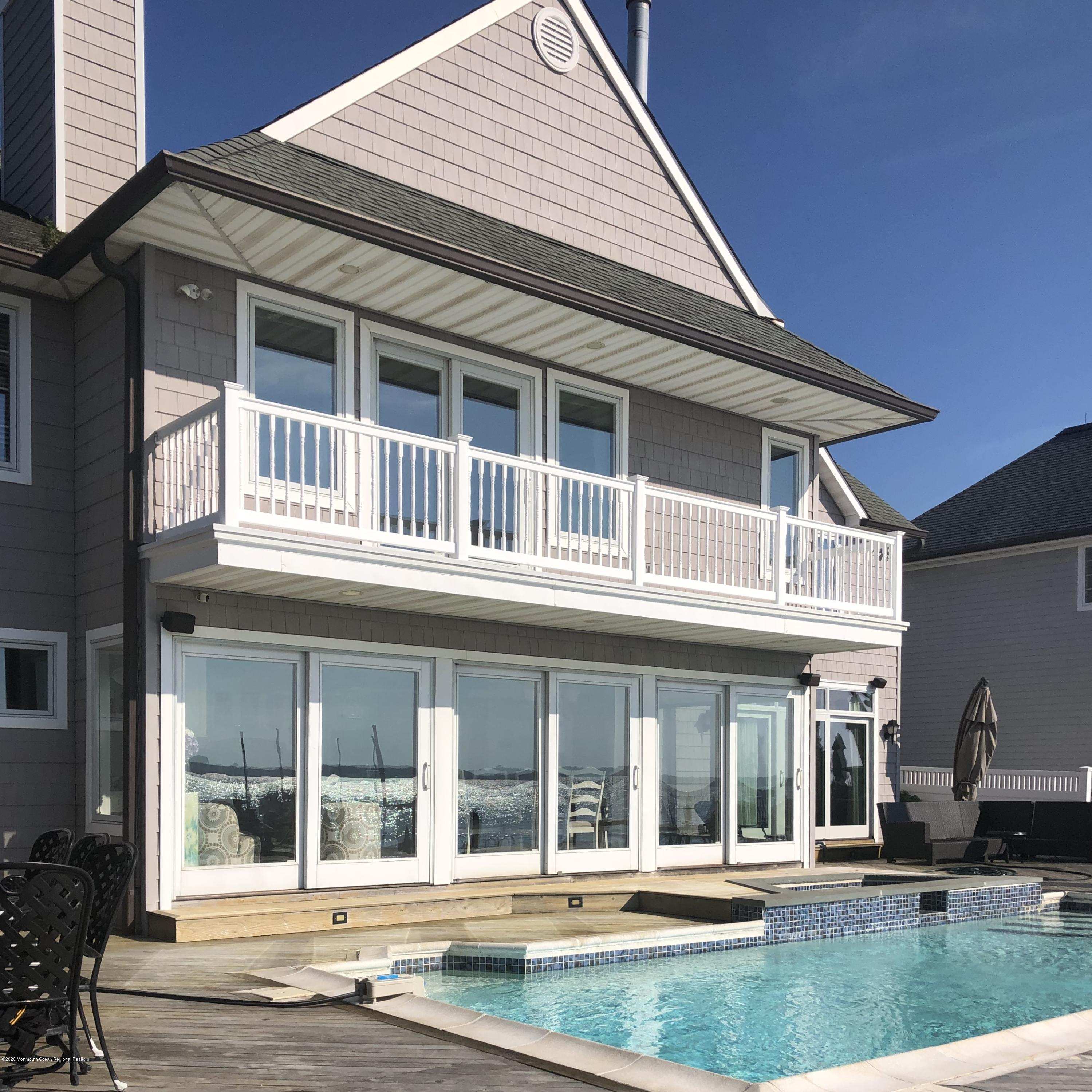 Photo of 243 Curtis Point Drive, Mantoloking, NJ 08738