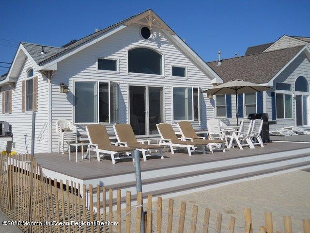 Photo of 3172 Ocean Road, Lavallette, NJ 08735