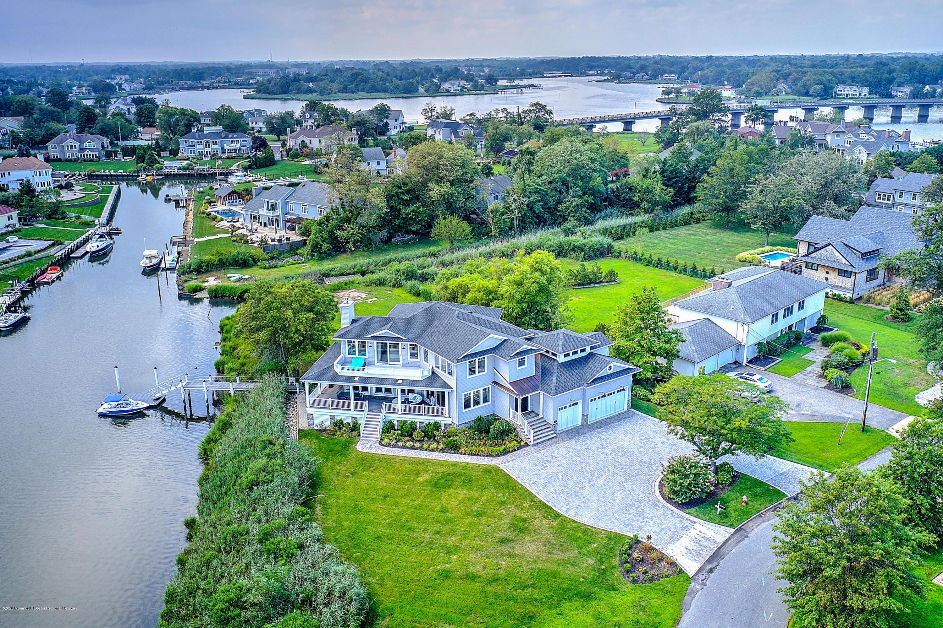 Photo of 20 Shore Road, Oceanport, NJ 07757