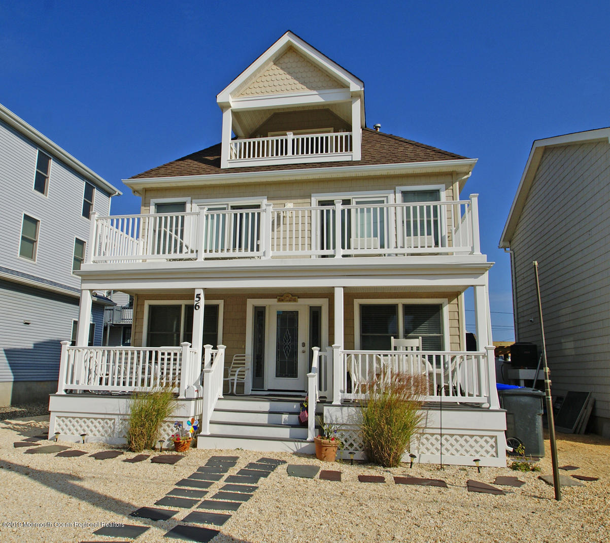 Property for sale at 56 Fort Avenue, Ortley Beach,  New Jersey 08751