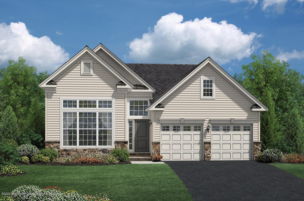Sea Breeze at Lacey Lehigh Manor Quick Delivery Home, new construction, to be ready for Spring 2021 delivery. Finish selection is complete and included in this exceptional price. This elegant home features a formal DR and sunlit study. The upgraded gourmet kitchen with ample storage, granite counters, SS appliances and island opens up to breakfast area and expanded FR with fireplace. The Master Suite features a tray ceiling with crown molding and a luxurious bath with shower with seat and dual sink vanity. A guest BR and full bath finishes off this single story home. The front entrance is upgraded to a paver walkway. Come take a look!