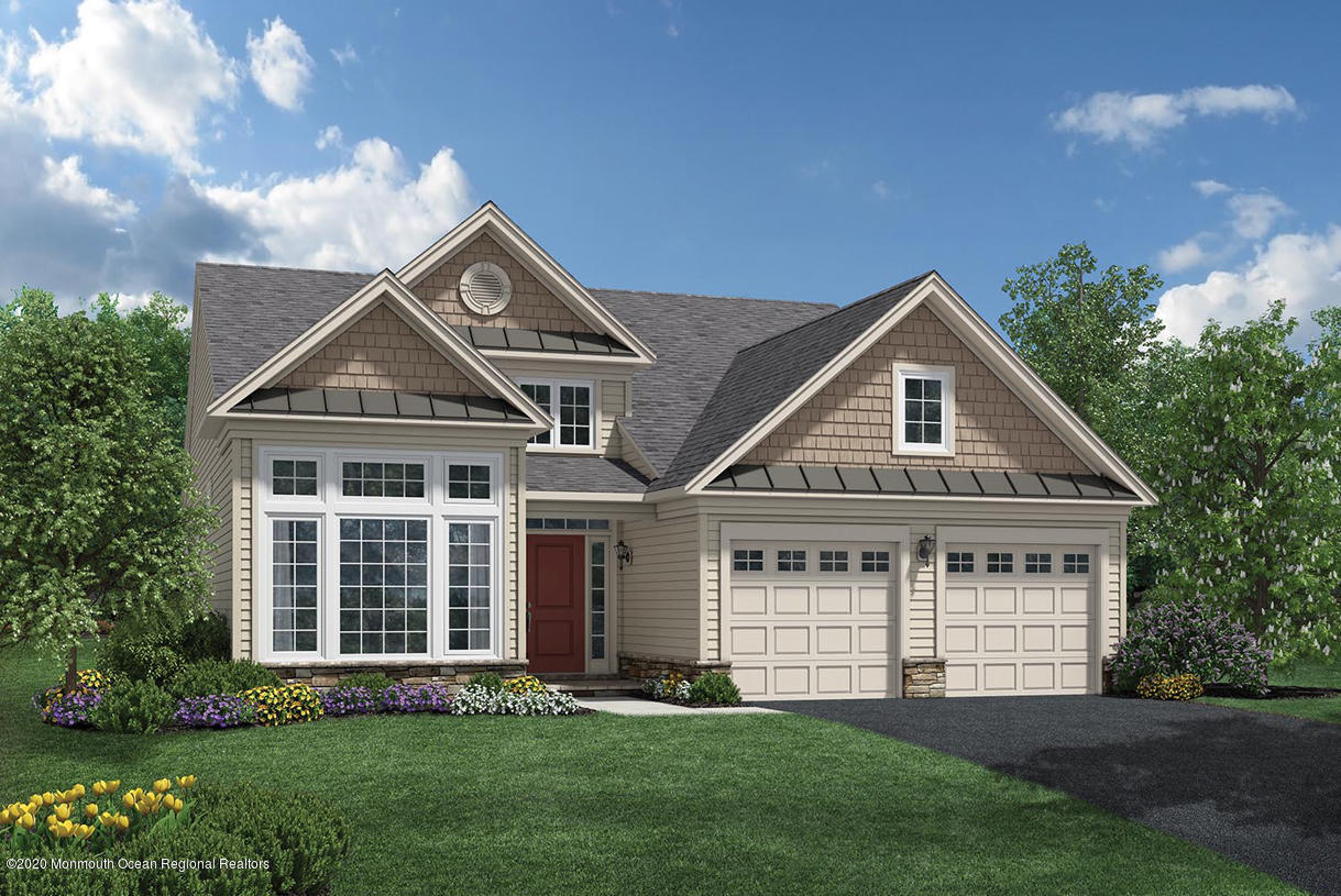 Indulge yourself in this quality-built Fairhaven Eastern Shore Quick Delivery Home, currently under construction in the much sought after Sea Breeze at Lacey community.  Finish selection is complete at Toll Brothers' Award Winning Design Studio and included in this exceptional price! This home will be ready for a spring 2021 delivery. This beautiful home features an expanded great room with chase fireplace and formal dining room. The magnificent master suite is also expanded and includes a large walk-in closet and luxurious bath with expanded shower and double vanities. With an additional bedroom, bath and a study this home has it all including walk-up attic storage and large covered back porch that backs up to a thickly wooded backdrop to enjoy in spring, summer and fall!