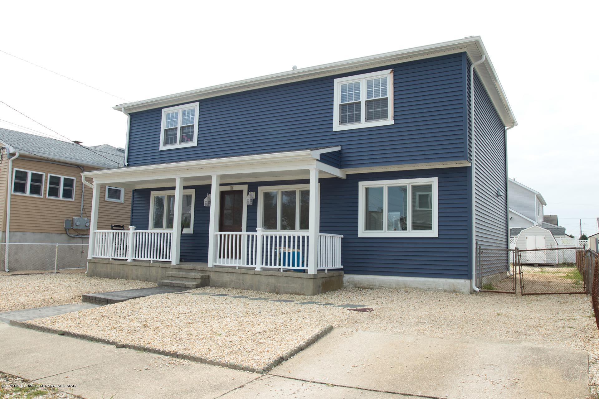 Photo of 126 Virginia Avenue, Lavallette, NJ 08735