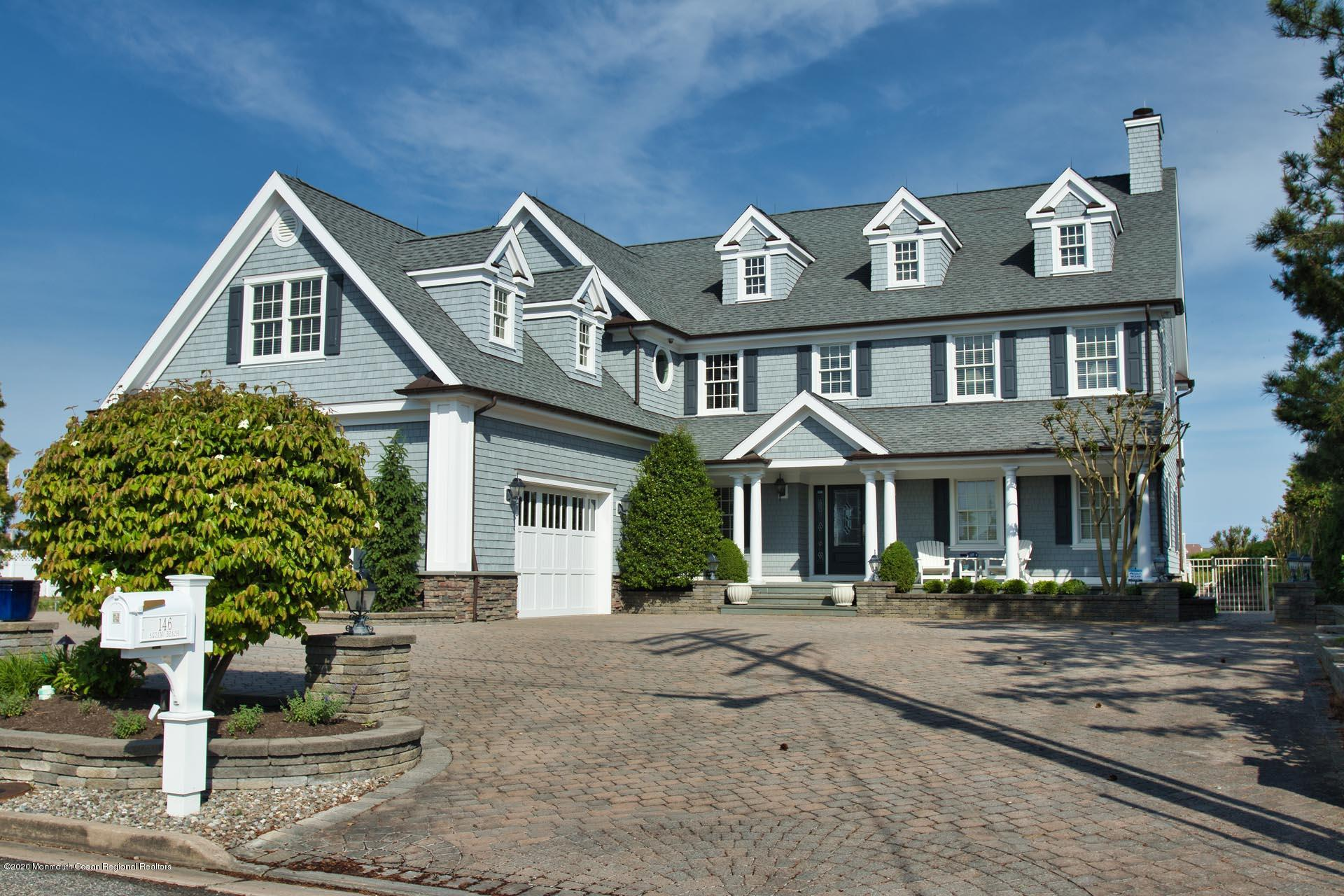 Photo of 146 Squan Beach Drive, Mantoloking, NJ 08738