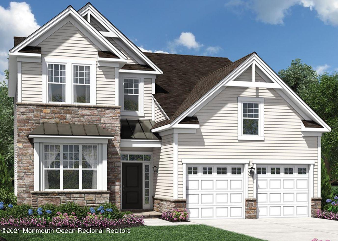 Don't miss out on the opportunity to make Sea Breeze at Lacey home. Come take a look. Only 3 homes remain! This Farmington Devonshire Quick Delivery Home is now under construction to be delivered summer 2021. The Devonshire is one of our newest elevations for a fresh look! This quality-built Farmington features an expanded two-story great room with fireplace and a beautifully designed peninsula kitchen leading to the formal dining room. The tucked away expanded primary bedroom suite with tray ceiling, offers a walk-in closet, luxurious bath with an expanded shower option. This home also features 2 additional bedrooms, 3 full baths, office, expanded garage and walk-in attic storage. Enjoy your back porch in spring, summer and fall on a magnificent private wooded homesite. This home also features 2 additional bedrooms, 3 full baths and office, an expanded garage and walk-in attic storage. Enjoy your back porch in spring, summer and fall on a magnificent private wooded homesite.