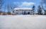 Enjoy this 1.7 acre expansive yard in the winter, spring, summer, and fall!