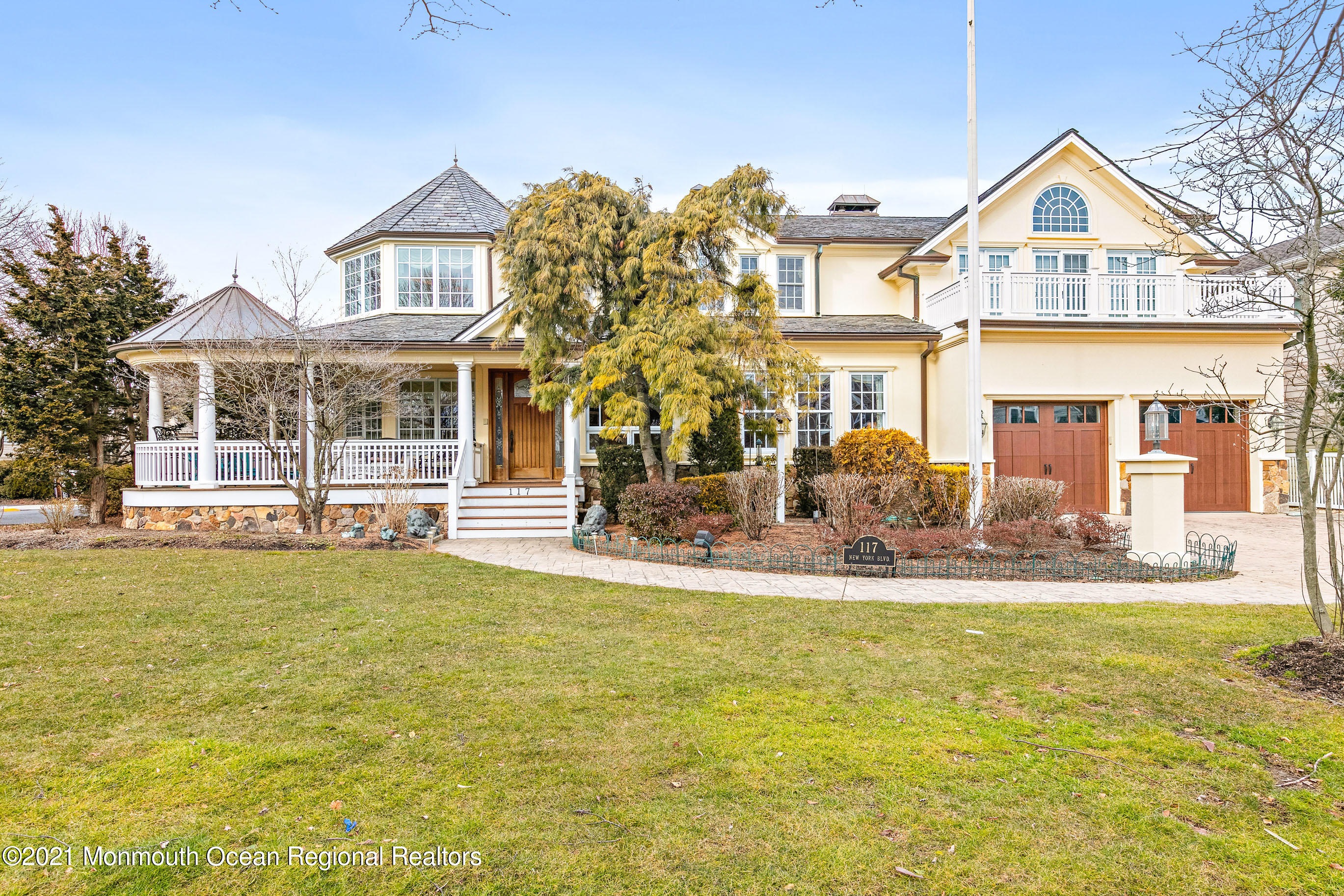 Photo of 117 New York Boulevard, Sea Girt, NJ 08750