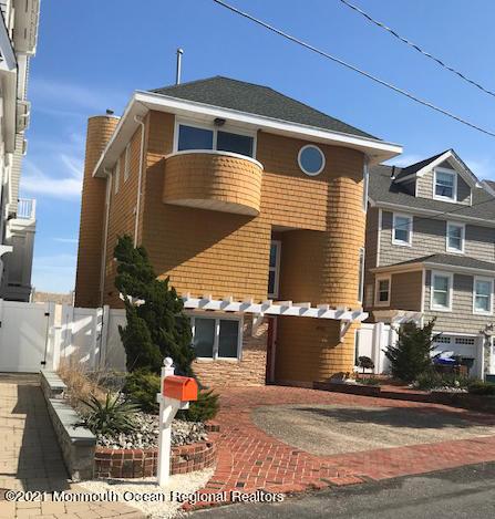 Photo of 496 Sunset Boulevard, Mantoloking, NJ 08738