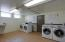 Laundry in building or can be installed in unit