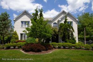 43 Stony Hill Drive, Morganville, NJ 07751