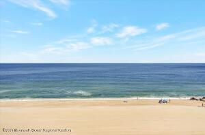 This is the fantastic oceanfront view from this unit!