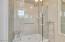 First floor full bath / shower stall