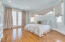 Master bedroom/ French doors to balcony with ocean views