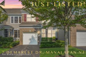7 Demarest Drive, Manalapan, NJ 07726