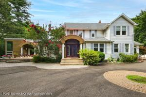 Welcome to 857 Holmdel Road, a beautiful mix of old world charm, and modern amenities.
