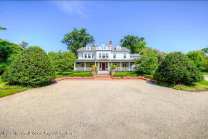 Spectacular offering in estate section of Rumson!