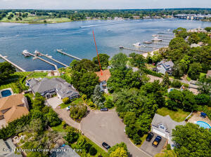 Expansive views of the Manasquan River