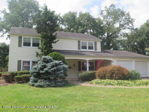 HOME SWEET HOME! DONT MISS THIS LOVELY STRATHMORE COLONIAL W/ BIG ADDITION *3 BEDROOMS & 2.5 BATHS & 2 CAR GARAGE!