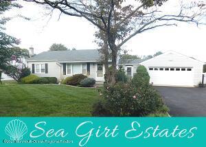 904 Quackenbush Boulevard, Sea Girt, NJ 08750