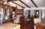 Built-in Desk & Cabinet