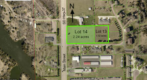Lakeview Ln, Mitchell, SD 57301