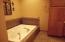 In Master Bath